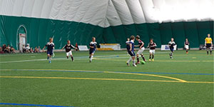Soccer Football Complex Construction