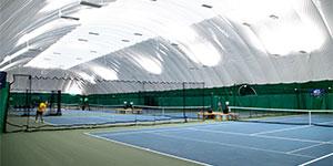 Tennis Dome, Tennis Bubble